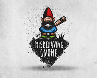 misbehaving gnome