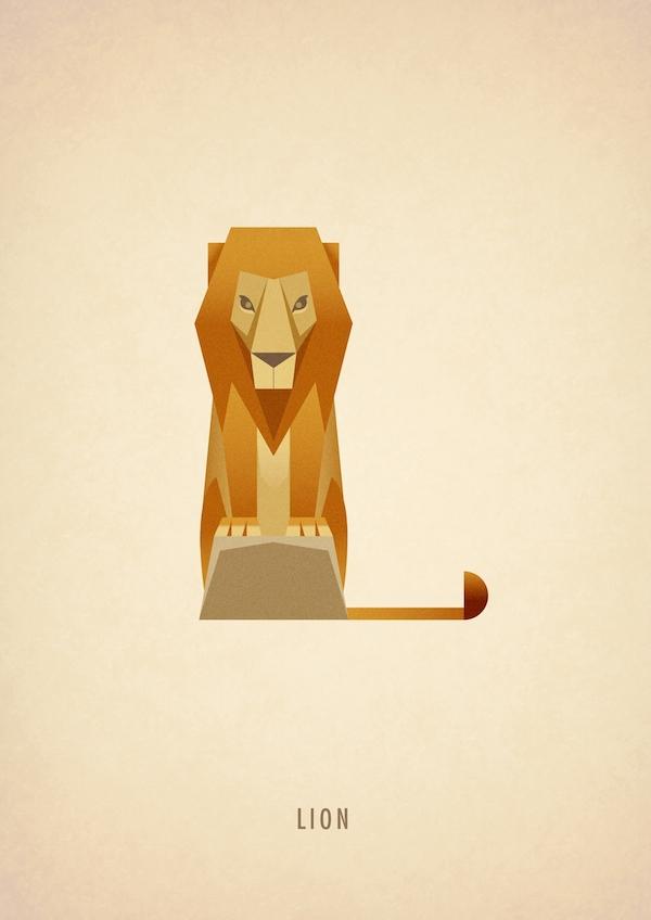 create vector animal type