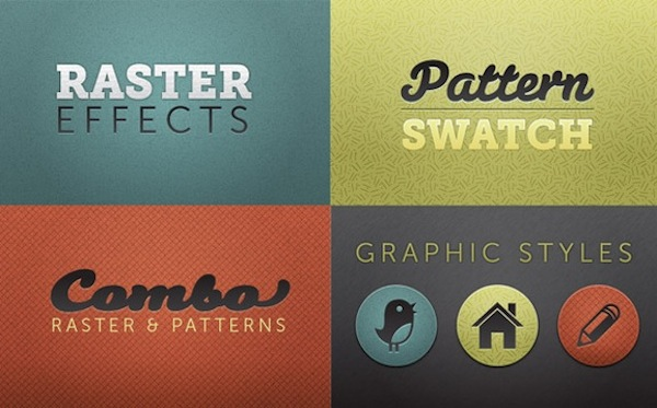 creating seamless patters and seamless backgrounds in illustrator