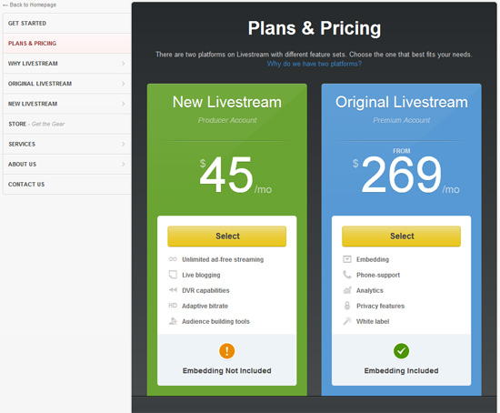 20 nice pricing plan comparison table design xdesigns for Pricing table design
