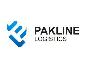 pakline logo design