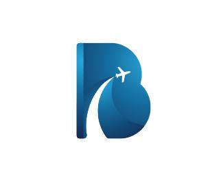 boston bright works logo design