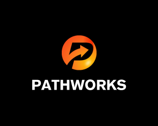 pathworks logo design