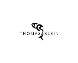 art thomas klein logo design