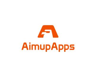 aimupapps logo design