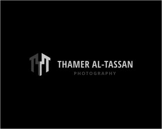 tassan photography logo design