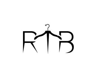 rtb raise the bar logo design