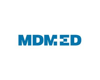 mdmed logo design