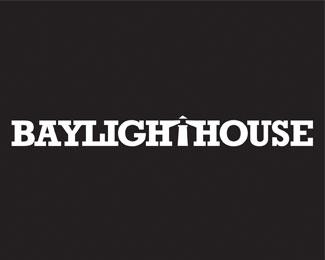 baylighthouse logo design