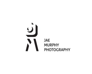 jae murphy photography logo design
