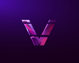 vm logo design