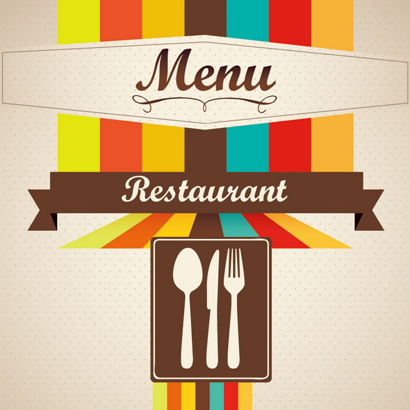 50 Free Food & Restaurant Menu Templates - Xdesigns
