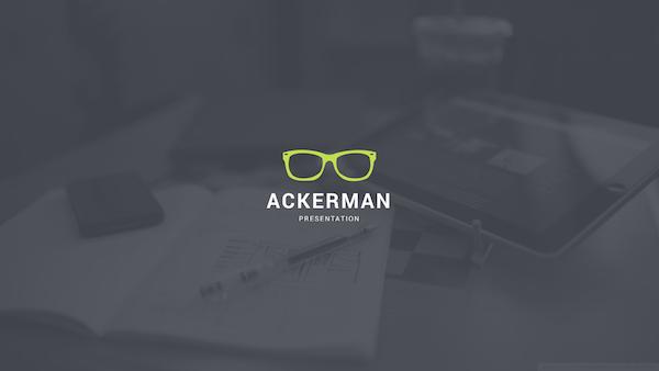 ackerman screenshot