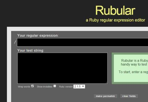 10 Regex Tester Software Amp Online Tools Xdesigns