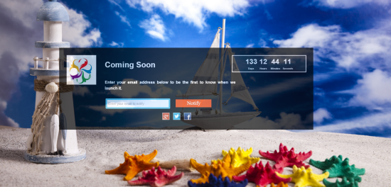 ink coming quickly web page plugin