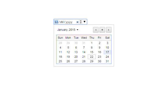 html5 datepicker with fallback