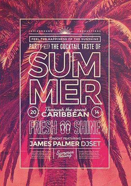 caribbean summer on indieground