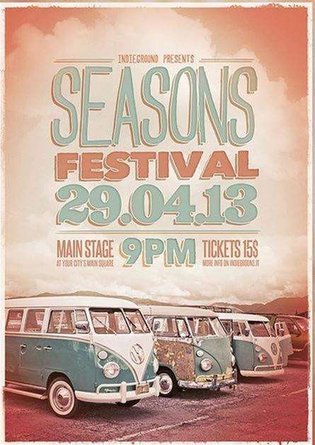 seasons festival on indieground