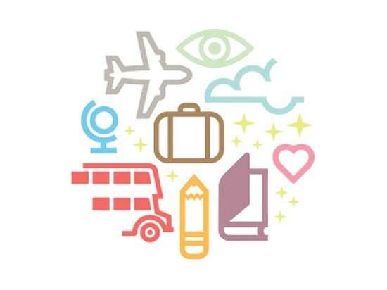 educatours 2 logo design