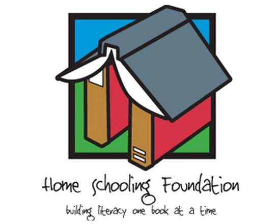 home schooling foundation logo design