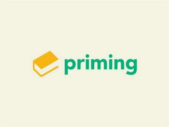 priming logo design