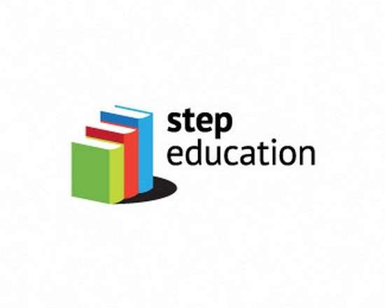 step education logo design