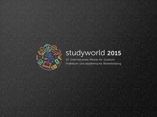 studyworld logo design