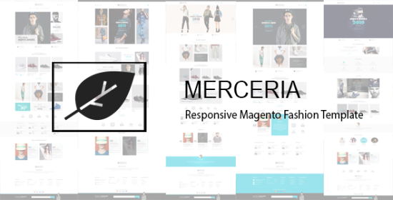 merceria responsive magento fashion theme