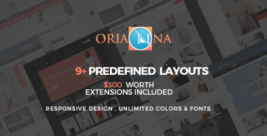 orianna magento theme multi function