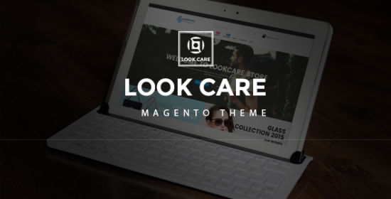 lookcare clothing fashion magento theme
