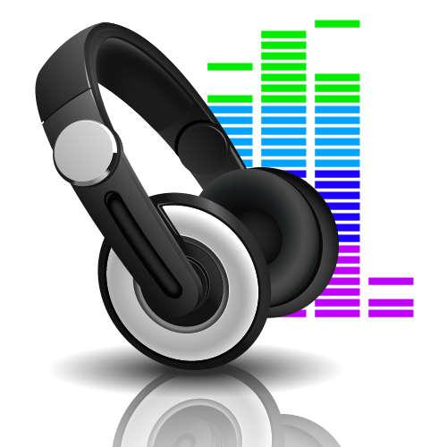 headphones icon tutorial
