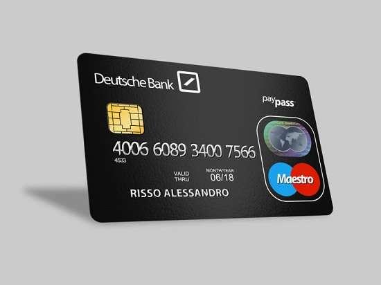 mockup credit card psd