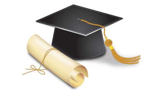 creating a graduation hat illustration
