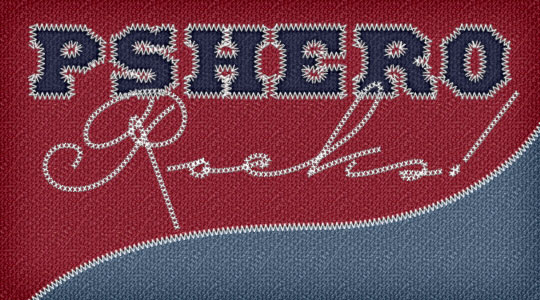 text in stitches free photoshop text effect tutorial