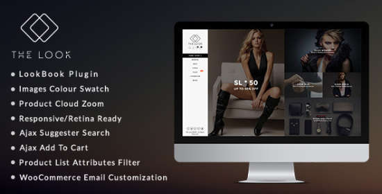 the appearance clean, responsive woocommerce theme