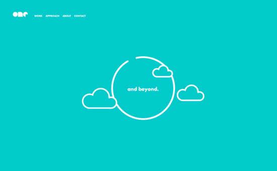 one design company website