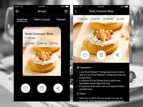 recipe_app_mobile_app_ui_psd