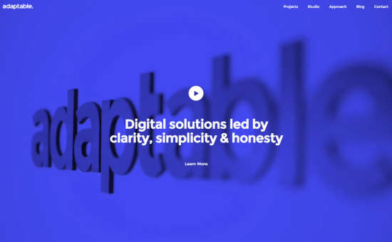 adaptable. website