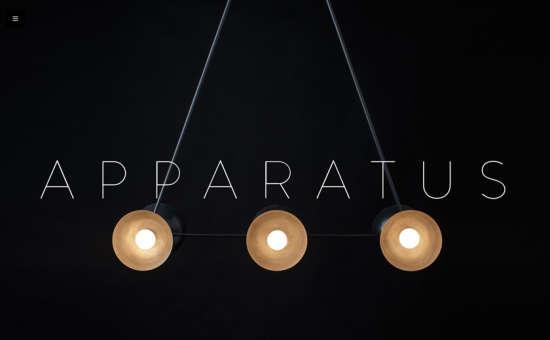 apparatus website