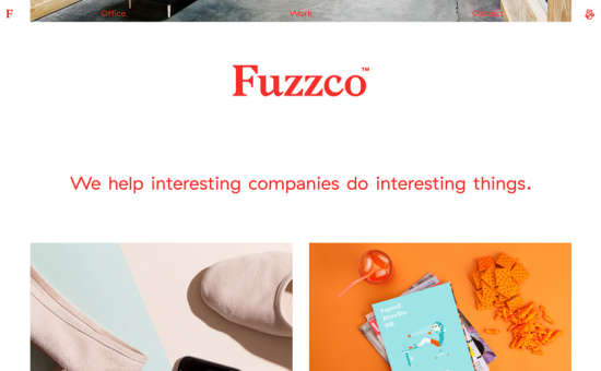 fuzzco website