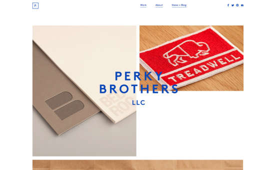 perky bros website