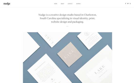 nudge website