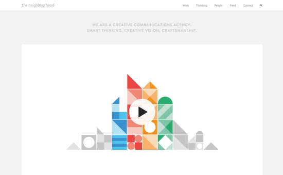 the neighbourhood website