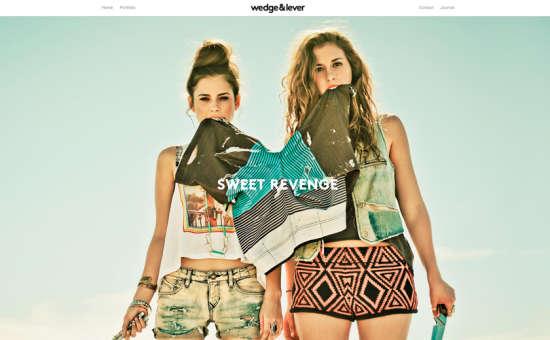 wedge lever website
