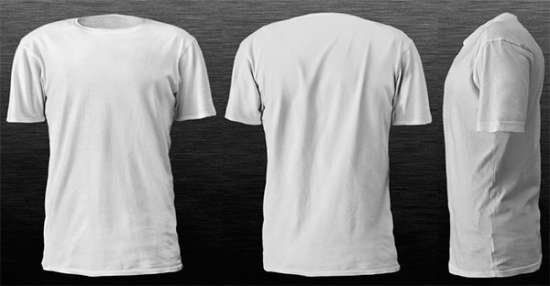 80 well designed t shirt templates psd page 2 of 3 for Mockup generator t shirt