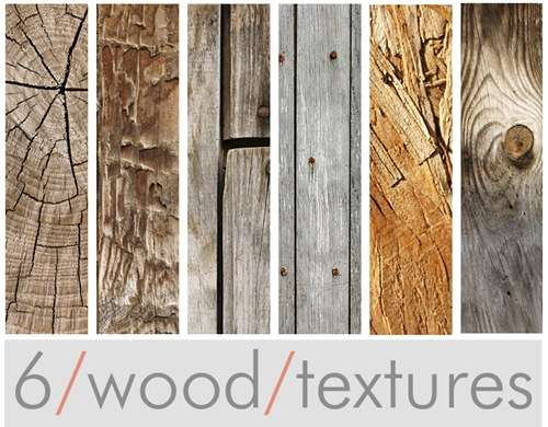 six-wood-textures