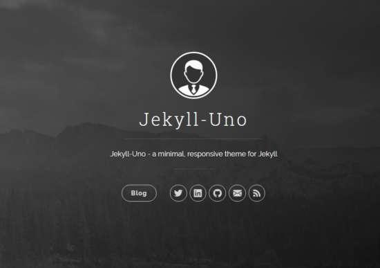 Jekyll-Uno