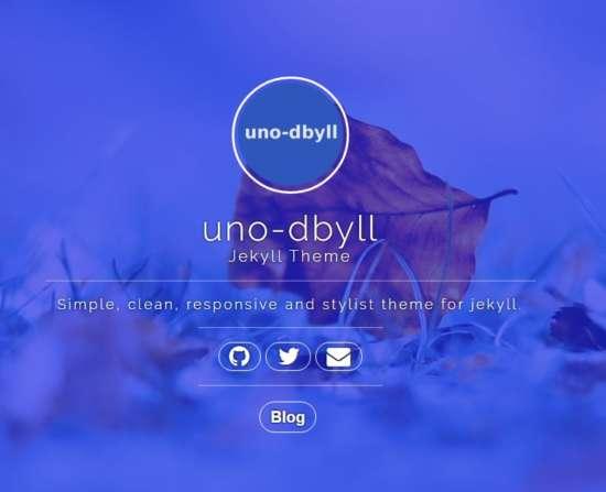 Uno-dbyll