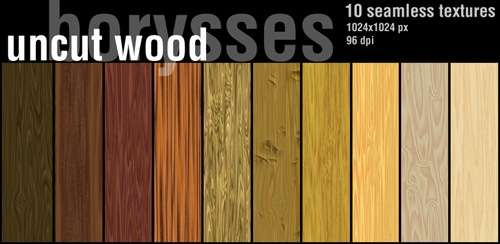 wood-uncut