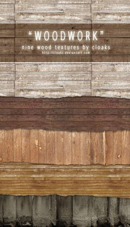 woodwork-texture-pack